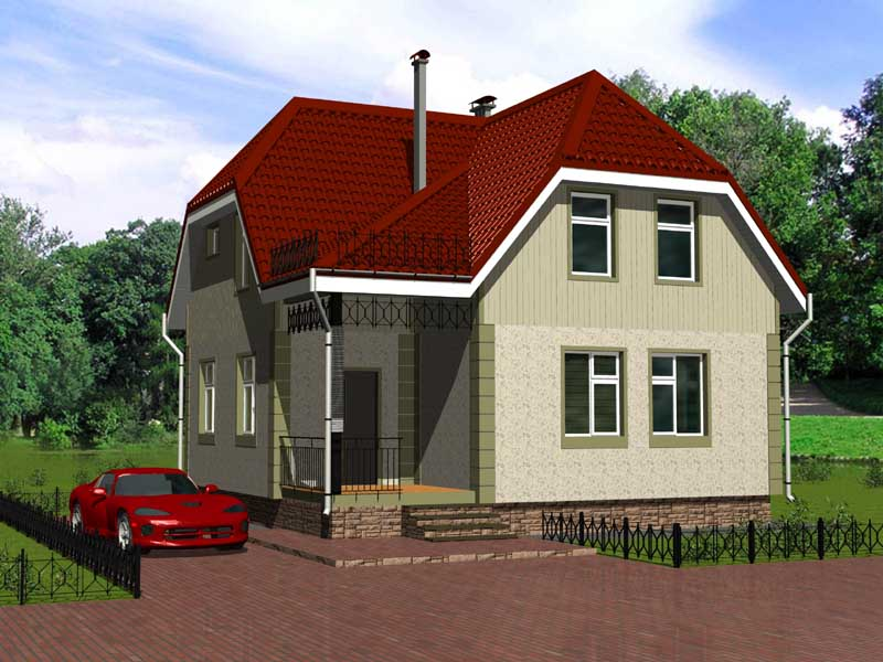Или собственный проект дома