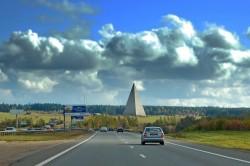 Новорижское шоссе составляет весомую конкуренцию Рублевке