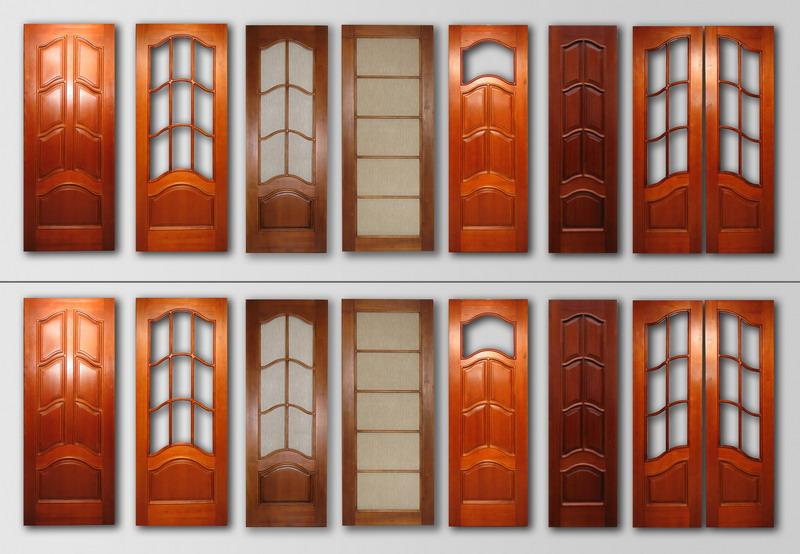 Двери не менее важны чем входные двери