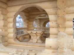 Защита деревянного дома от влаги: набор конструктивных решений