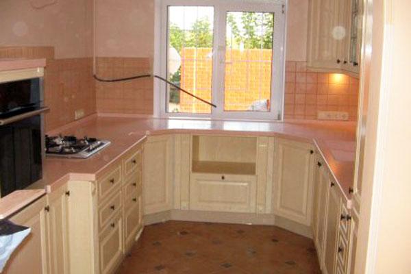 оформление маленькой кухни фото