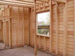 Использование деревянного бруса в строительстве