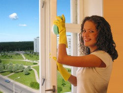 Правильный и рациональный уход за пластиковыми окнами