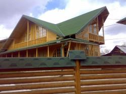 Строительство деревянных домов и их безопасность