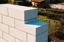 Пенобетонные блоки для строительства домов