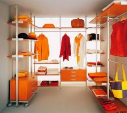 Гардеробная комната – качество организации важной функциональной зоны