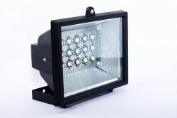 Применение и достоинства светодиодных прожекторов