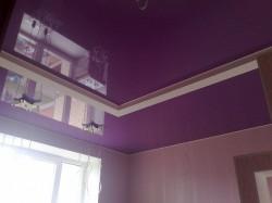 Советы по выбору цвета натяжного потолка