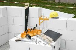 Преимущества использования газосиликатных блоков