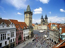 Недорогая квартира в Праге