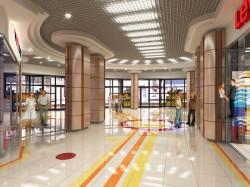 Важные моменты при проектировании торгово-развлекательного центра