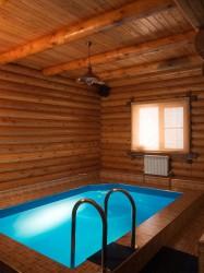 Выбор бассейна для бани