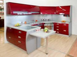 Преимущества и недостатки натурального материала на кухне