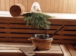 Преимущества бани из оцилиндрованного бревна
