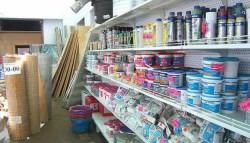 Покупка материалов в строительном магазине