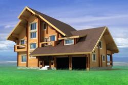 Доступность строительства загородных домов каркасным методом