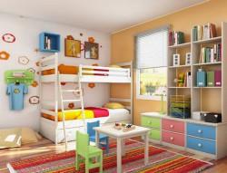 Детская комната: важные элементы