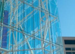 Современное остекление фасадов зданий