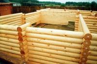 Строительство домов из бревна или из бруса