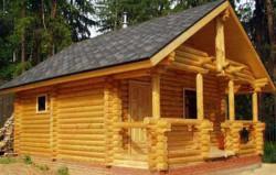 Деревянный сруб: древнерусские традиции в современных строениях
