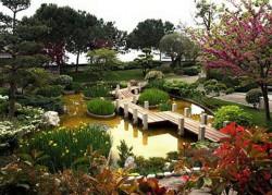 Ландшафтный дизайн: китайский сад