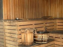 Баня на дровах: польза для здоровья