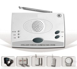 Беспроводная домашняя сигнализация для самостоятельной установки