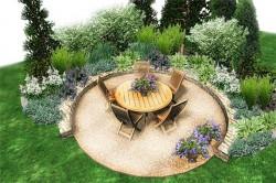 Загородный дом – обустройство зоны отдыха