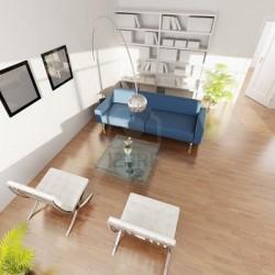 Как правильно расставить мебель дома