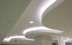 Натяжные потолки: виды и особенности