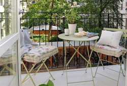 Интерьер балконной зоны: никаких ограничений