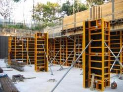 Использование опалубки в условиях монолитного строительства