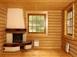 Преимущества древесины в отделке дома