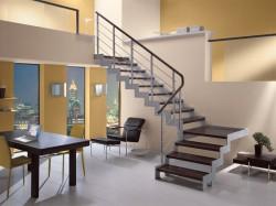 Особенности изготовления металлических лестниц