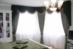 Модные шторы для вашей спальни