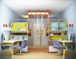 Как выбрать шкаф для детской?