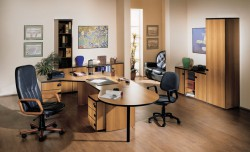 Современные тенденции офисного дизайна