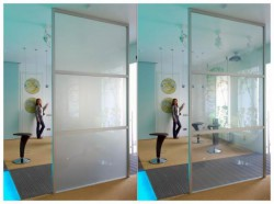 Что такое электрохромное стекло