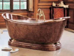 Чугунная ванна – модная классика