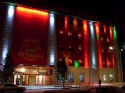 Светодиодное освещение для праздничного оформления города