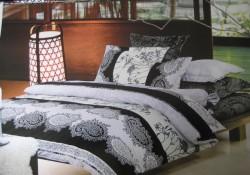 Обустройство спальни: сатиновое постельное белье