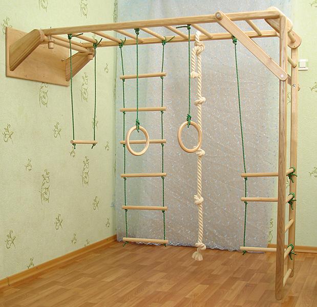 Как сделать детскую стенку