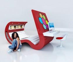 Какая молодежная мебель точно понравится?