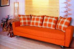Преимущества диванов типа «еврокнижка»