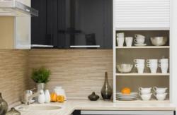 Роль посуды в интерьере кухни