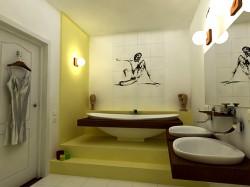 Главное в интерьере ванной