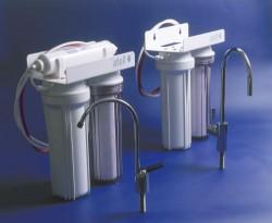 Виды фильтров тонкой очистки воды