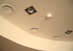 Вентиляционная система на основе приточной установки