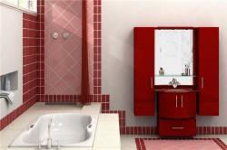 Мебель для ванной комнаты из натуральных материалов