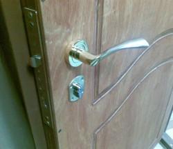 Основные типы металлических входных дверей